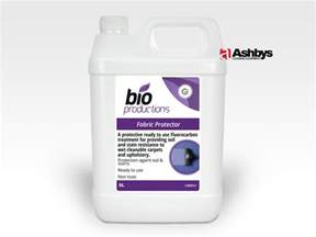 bio productions fabric protector staprot 5 ltr for