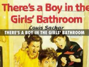 There Is A Boy In The Girls Bathroom By Nolan Price There Is A Boy In The Bathroom