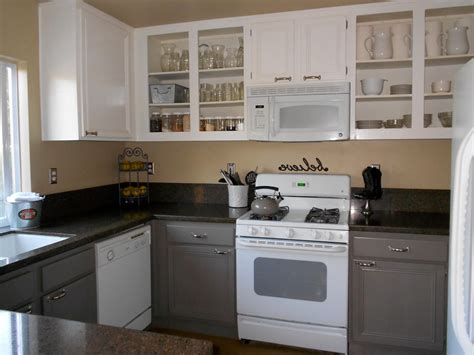 Kitchen Backsplash Lowes painting cabinets grey peenmedia com