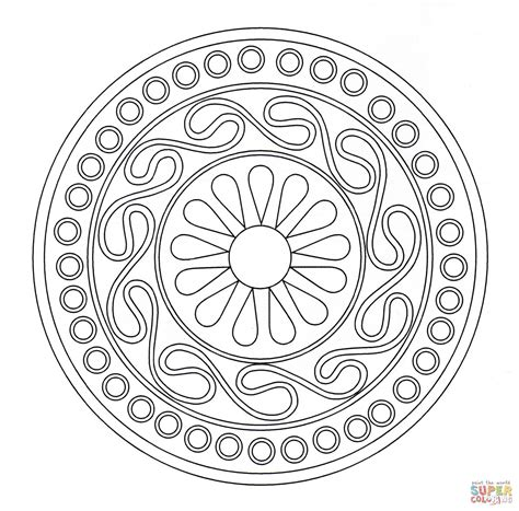 mandala ornaments coloring pages celtic ornament coloring mandala coloring