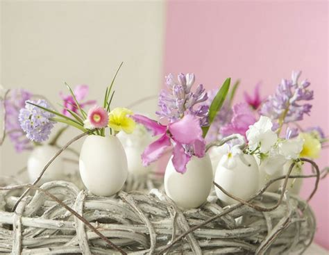 easter eggs decoration fr 252 hlingsdeko basteln 30 ideen mit eierschalen zum