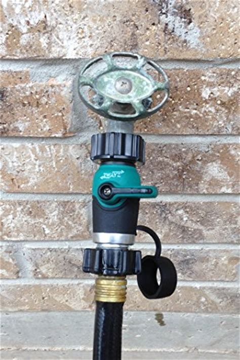 Outside Faucet Extender by Garden Hose Connect Outside Spigot Extender Arthritis Friendly Fitting Shut