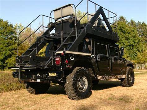Safari Racks For Trucks by Sell Used 1997 H1 Hummer Truck Safari Truck