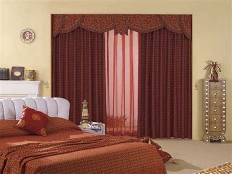 tips for choosing bedroom curtains interior design