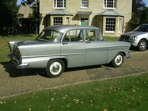1959 Vauxhall Victor Photos Informations Articles