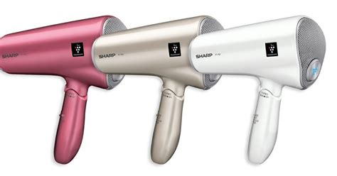 Cornell Hello Hair Dryer Review sharp plasmacluster hair dryer review a dryer that doesn