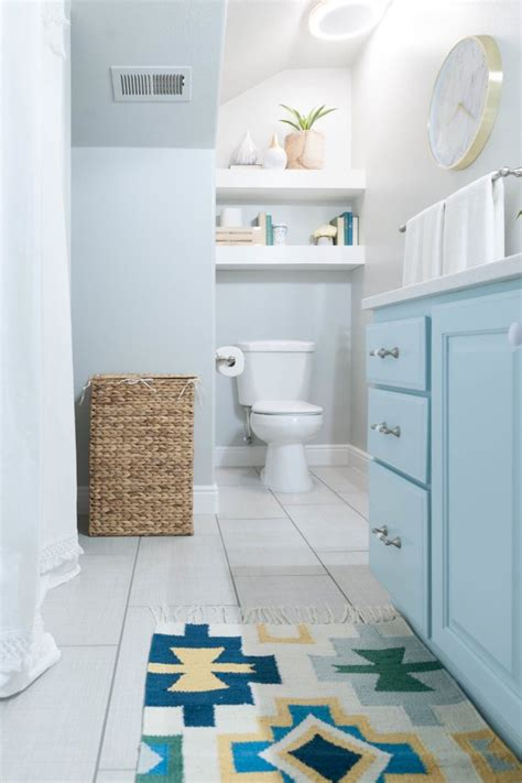 turquoise bathroom ideas bathroom remodel with pops of light turquoise