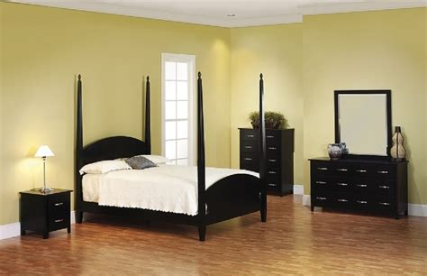 Millcraft The Bridge Bay Bedroom With Pencil Post Bed Bed Bridge