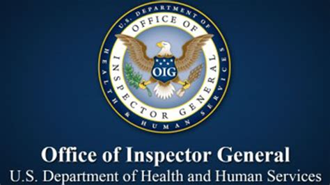 Office Inspector General Oig Names 2017 Goals Bolstering Hhs And Nih Data Security