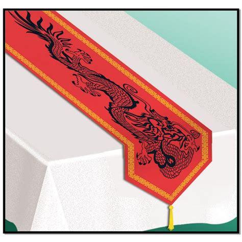 chemin de table chinois et nappe d 233 coration et
