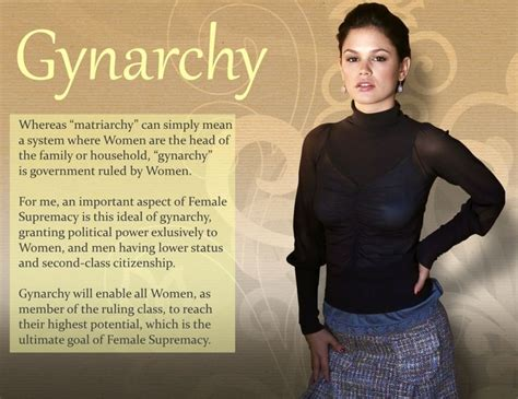 gynarchy dommes 41 best images about its a women world now on pinterest