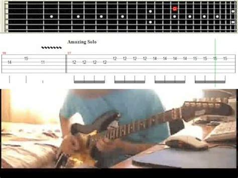 tutorial guitar canon rock canon rock guitar lesson how to play the youtube classic