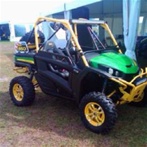 deere gator on tracks now that s my way to