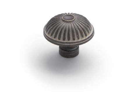 fluted knob antique kitchen and bathroom cabinet