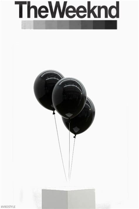 house of balloons the weeknd house of balloons the weeknd and house on pinterest