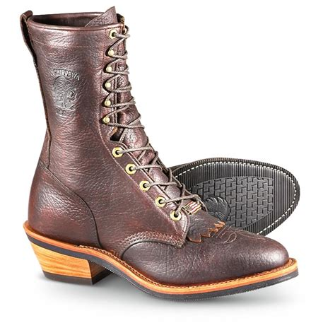 chippewa boots for s chippewa boots 174 bison packers briar 202905