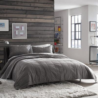 kenneth cole bedding kenneth cole reaction home reflections coverlet in