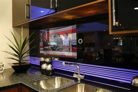 led digital kitchen backsplash demo youtube all things led kitchen backsplash onyx kitchen