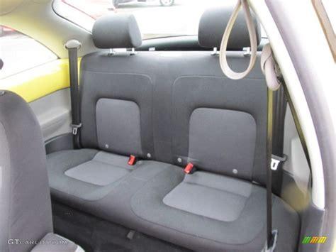 2004 Volkswagen Beetle Interior by 2004 Volkswagen New Beetle Gls Coupe Interior Color Photos