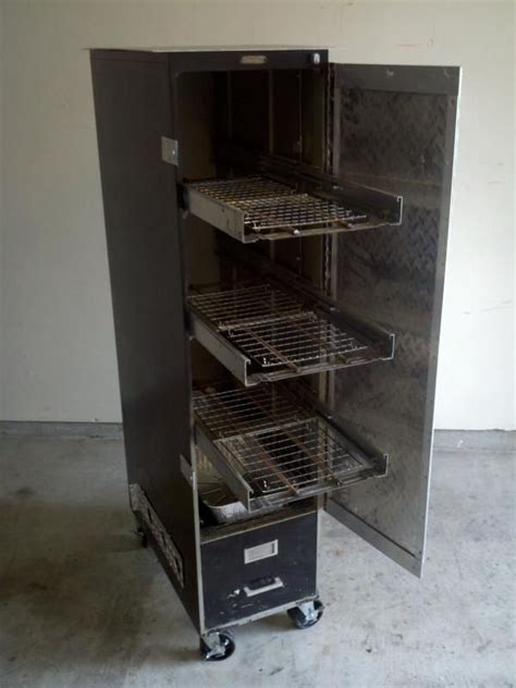 how to make a filing cabinet how to build a smoker out of file cabinet cabinets matttroy