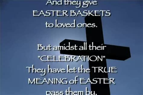 what is significance of easter the meaning of easter moving pictures sermonspice