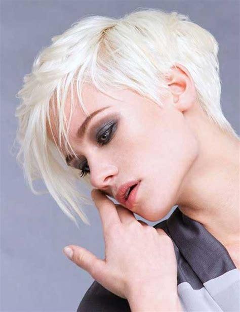 platinum blond pixie 20 best pixie cut 2014 2015 short hairstyles 2017