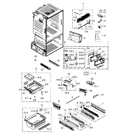 samsung refrigerator wiring diagram sub zero refrigerator
