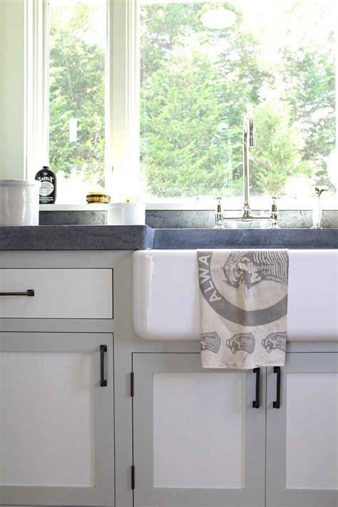 Ordinary Dark Bathroom Cabinets #5: Kitchen-sink-farm-house-style-two-toned-cabinets-gray-white-cococozy-dan-scotti-design.jpg