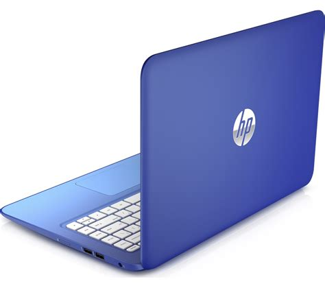 light blue hp laptop hp 13 c055sa 13 3 quot laptop blue windows 8 1 32gb 2gb