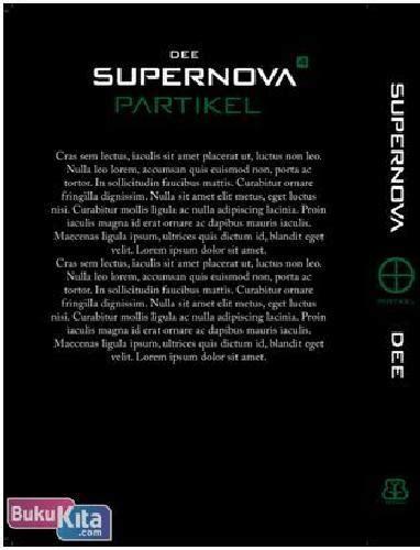 Supernova 4 Partikel Dewi Lestari Penulis bukukita supernova 4 partikel toko buku