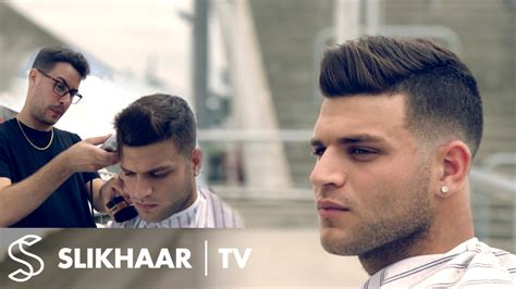soccer player fade haircut men s fade hairstyle how to fade with a clipper real