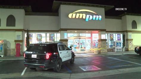 Garden Grove Gas Station Armed Robbery Reported At Garden Grove Gas Station