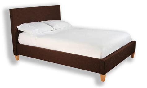 Padded Bed Frame by Upholstered Beds Eco Furn Keswick Upholstered Bed Frame