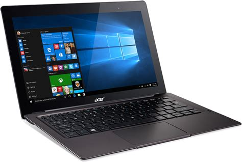 Laptop Acer Sekitar 3 Jutaan acer aspire unveils switch 12 s 2 in 1 notebook