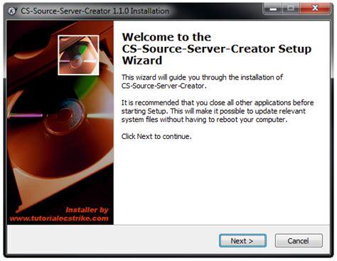 makegameserver how to make a css server how to make a