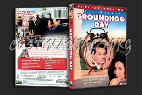 groundhog day dvd groundhog day dvd cover dvd covers labels by