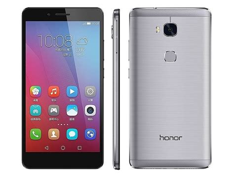 Hp Huawei Honor 5x 2gb Ram honor 5x with fingerprint scanner 3gb of ram launched