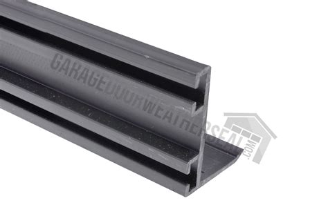 garage door bottom seal weatherstripping garage door bottom seal track