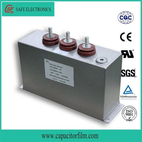 energy storage electrolytic capacitor quality energy storage capacitor used for svg equipment from anhui safe electronics co ltd