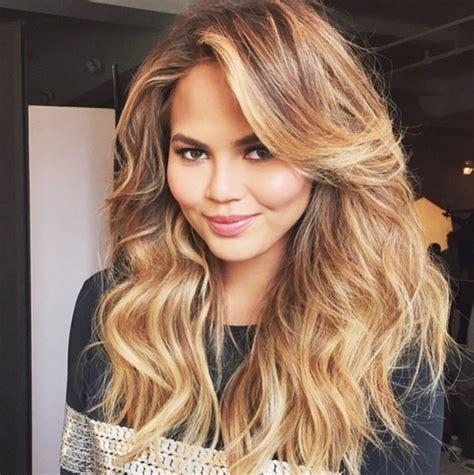 chrissy teigen hair color chrissy teigen new hair color newhairstylesformen2014