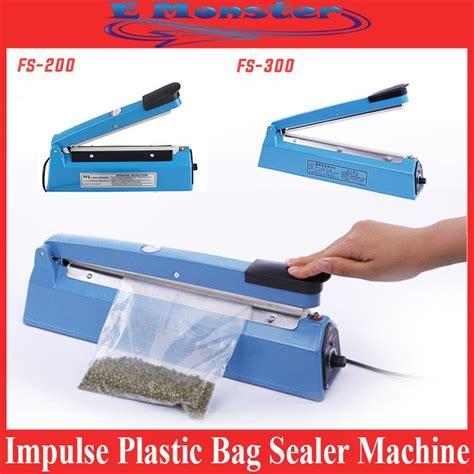 Promo Press Sealer Press Sealer Plastik Impulse Sealer Origin 300mm impulse plastic sealer heat pres end 5 8 2018 3 15 pm