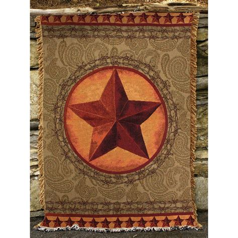 Tapestry Throws by Manual Woodworkers And Weavers Inc Western Tapestry