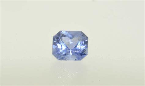 Blue Saphire Oktagon blue sapphire octagon precious stones semi precious