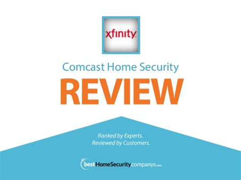 comcast home security review 28 images xfinity home