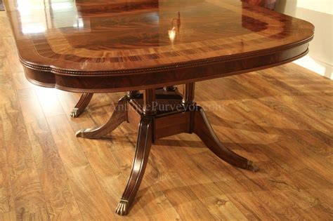 mahogany dining room table extra large formal mahogany dining table for traditional