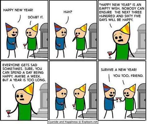 25 funny new years jokes new years resolutions