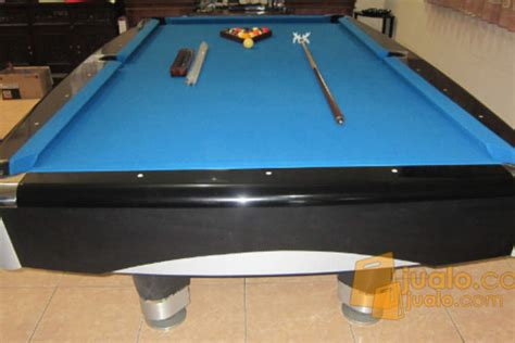 Meja Billiard Murrey 7 Ft meja billiard murrey metro 9 baru surabaya jualo