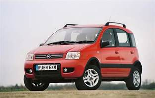 Fiat 4x4 Used Fiat Panda 4x4 Review 2005 2010 Parkers