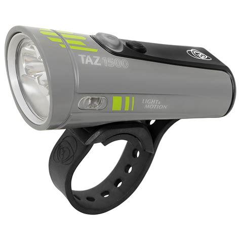 Light And Motion by Light Motion Taz 1500 Bike Light The Colorado Cyclist