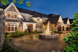 the classic french country estate bill frame custom homes